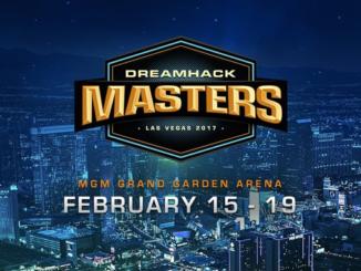 Dreamhack Masters Las Vegas Logo