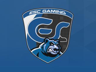 ESC Gaming Logo - News Bild
